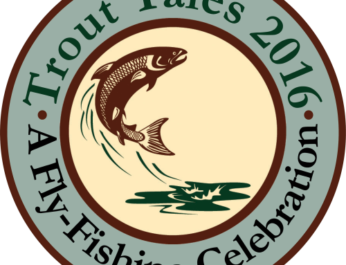 Trout Tales 2016 Logo! Check it out!