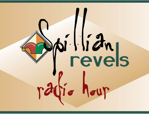 New Years Delighted Resolve: Spillian Revels Radio Hour