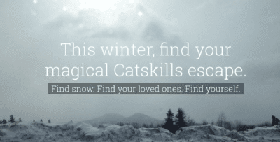 escape to the catskills winter 2016